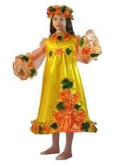 Времена года - Детский костюм Осени