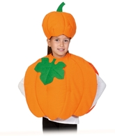Фрукты и ягоды - Детский костюм осенней Тыквы