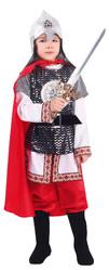 Богатыри и Рыцари - Детский костюм отважного Богатыря