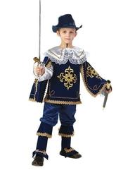 Мушкетеры - Детский костюм отважного мушкетёра