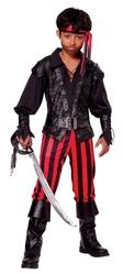 Страшные - Детский костюм Отважного пирата
