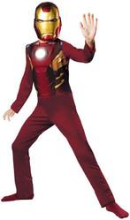Железный человек - Детский костюм отважного Железного человека