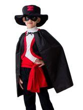 Зорро - Детский костюм отважного Зорро