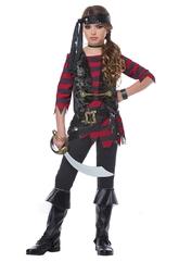 Пиратки - Детский костюм Отважной пиратки