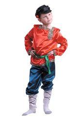 Русские народные - Детский костюм озорного Иванушки