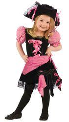 Пиратки - Детский костюм Панк пиратки