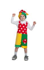 Шуты и скоморохи - Детский костюм Петрушки скомороха