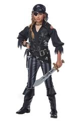 Пиратки - Детский костюм Пиратки Бунтарки