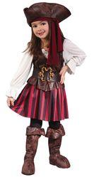 Пиратки - Детский костюм пиратки открытого моря
