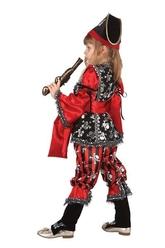 Пиратки - Детский костюм пиратки-разбойницы