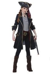 Пиратки - Детский костюм Пиратской Капитанши