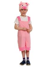 Детский костюм Плюшевого Поросенка