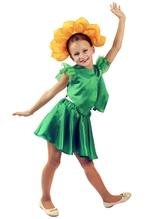 Фрукты и ягоды - Детский костюм Подсолнуха
