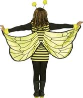 Пчелки и бабочки - Детский костюм полосатой Пчелы
