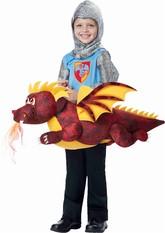 Рыцари - Детский костюм повелителя драконов