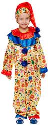 Шуты и скоморохи - Детский костюм праздничного Скомороха