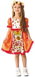 Времена года - Детский костюм прелестной Осени