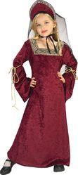 Костюмы для девочек - Детский костюм придворной леди