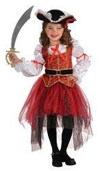Пиратки - Детский костюм Принцессы морей
