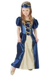 Принцессы - Детский костюм принцессы ренессанса
