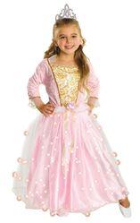 Принцессы и принцы - Детский костюм принцессы Розы