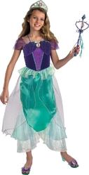 Русалочки - Детский костюм Принцессы Русалочки
