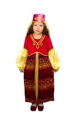 Арабские и восточные - Детский костюм принцессы Востока