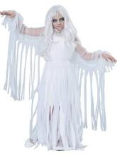 Страшные - Детский костюм призрачной девочки
