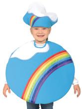 Времена года - Детский костюм Радуги