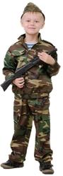 Праздничные костюмы - Детский костюм разведчика