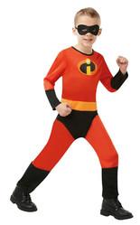 Супергерои и спасатели - Детский костюм ребенка из Суперсемейки