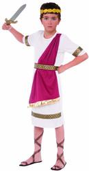 Знаменитости - Детский костюм римского Цезаря