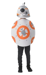 Герои фильмов - Детский костюм робота BB-8