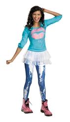 Ретро и Хиппи - Детский костюм Рокки Блю Дисней