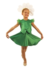 Фрукты и ягоды - Детский костюм Ромашки
