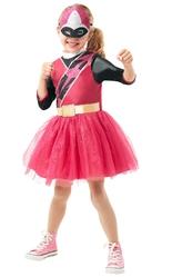 Герои фильмов - Детский костюм розового Рейнджера