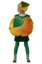 Фрукты и ягоды - Детский костюм Румяного Яблока