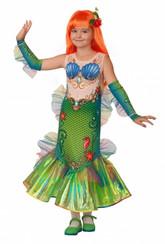 Русалочки - Детский костюм русалочки для девочек