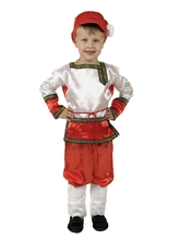 Русские народные - Детский костюм Русского Иванушки
