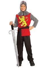 Рыцари - Детский костюм рыцаря турниров