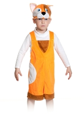 Детский костюм Рыжего котика
