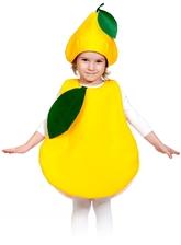 Фрукты и ягоды - Детский костюм Садовой Груши