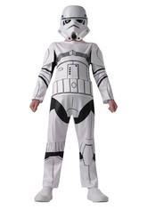 Звездные войны - Детский костюм Штурмовика
