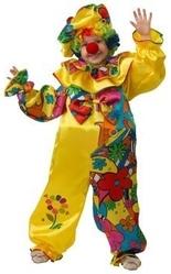 Клоуны - Детский костюм сказочного клоуна