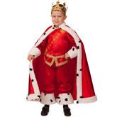 Цари и короли - Детский костюм сказочного Короля