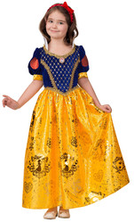 Белоснежки и Алисы - Детский костюм сказочной Белоснежки
