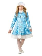 Снегурочки и Снежинки - Детский костюм Сказочной Снегурочки