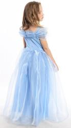 Золушки - Детский костюм сказочной Золушки