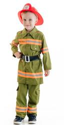 Профессии и униформа - Детский костюм смелого Пожарного