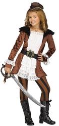 Пиратки - Детский костюм смелой Пиратки